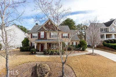 Powder Springs Single Family Home Under Contract: 306 Windswept Ct