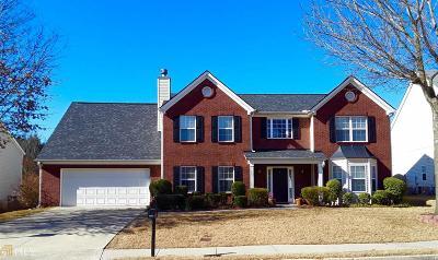 Buford Single Family Home New: 2234 Pierce Way