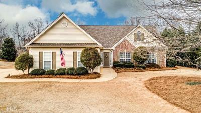 Jefferson Single Family Home Under Contract: 535 Bailey Dr