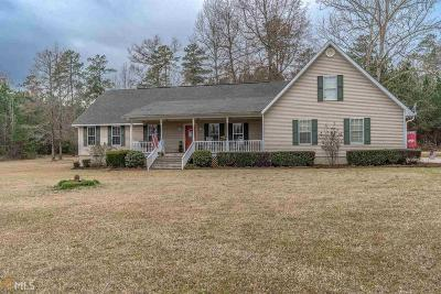 Haddock, Milledgeville, Sparta Single Family Home Under Contract: 187 McCullar Weaver Rd