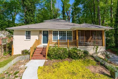 Atlanta Single Family Home New: 1485 Kay Lane
