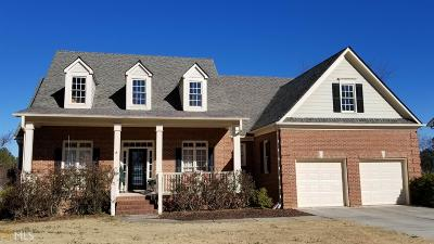 Grayson Single Family Home New: 133 Sweet Branch