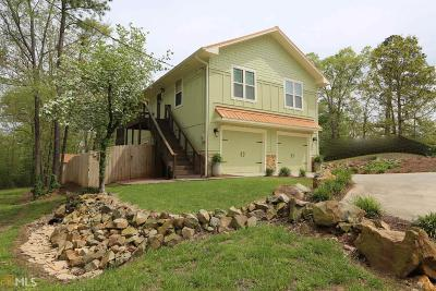 Acworth Single Family Home New: 230 Lakeshore Circle SE #1
