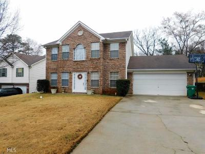 Decatur Single Family Home New: 3622 Summit Trace