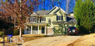 Canton Single Family Home New: 408 Azalea #2336