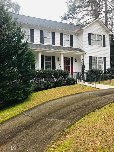 Jonesboro Single Family Home Under Contract: 1879 Wrights Way