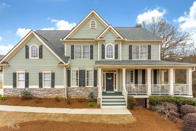 Canton Single Family Home Under Contract: 500 Middlebrooke Trce