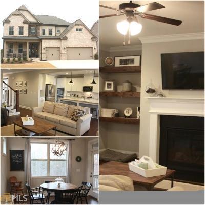 Hall County Single Family Home New: 3959 Crimson Ridge Way
