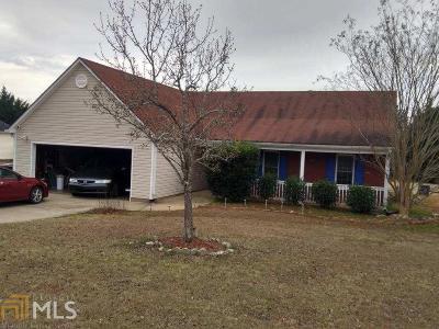 Loganville Single Family Home New: 4165 Eden Valley