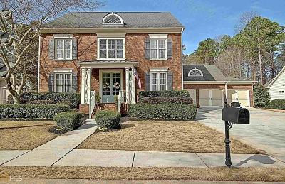 Peachtree City Single Family Home New: 105 Middleton Dr
