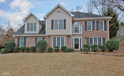 Peachtree City Single Family Home For Sale: 200 Stoneacre Ct