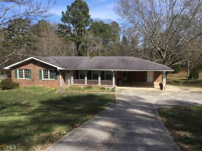 Fairburn Single Family Home New: 304 Fayetteville Rd