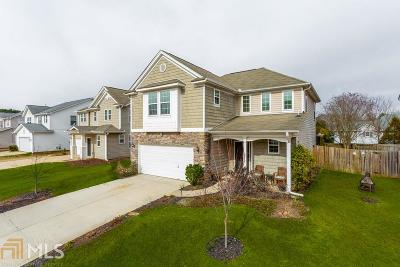 Cumming Single Family Home New: 3880 New Salem Ct