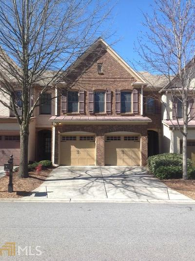 Marietta Condo/Townhouse New: 1758 Caswell Parkway #1758