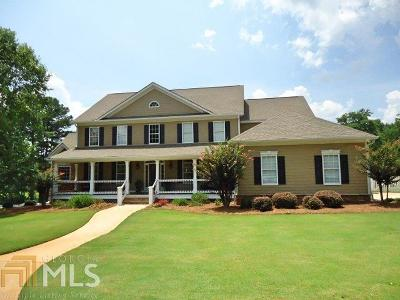 McDonough Single Family Home For Sale: 275 Peach Dr