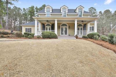 Peachtree City Single Family Home For Sale: 1010 North Hill