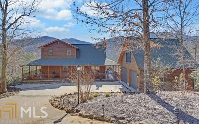 Blairsville Single Family Home New: 236 Flat Rock Ridge Rd