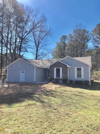 Clayton County Single Family Home New: 7303 Ginger Court
