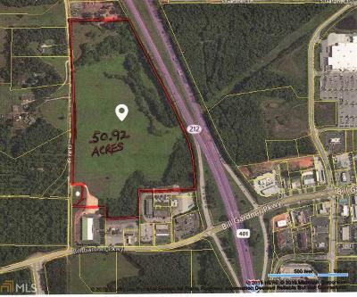 Henry County Commercial For Sale: Price Rd