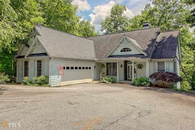 Rabun County Single Family Home For Sale: 9 Breton Highlands