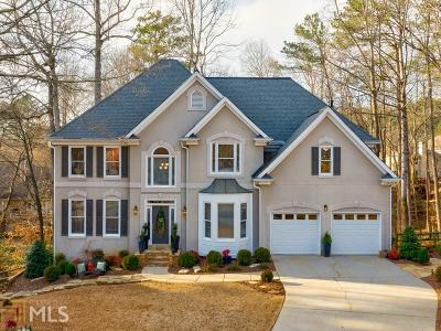Alpharetta Single Family Home New: 2095 Walnut Creek Crossing