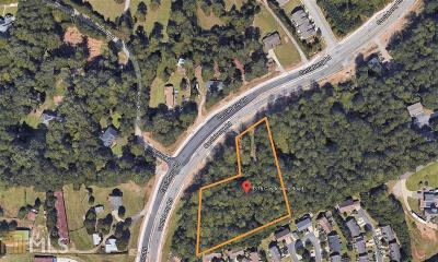 Cumming Residential Lots & Land New: 3315 Castleberry Rd