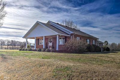 Banks County Single Family Home New: 2436 Us Hwy 441