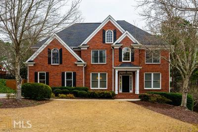 Roswell Single Family Home For Sale: 510 Glynn Meadow Lane