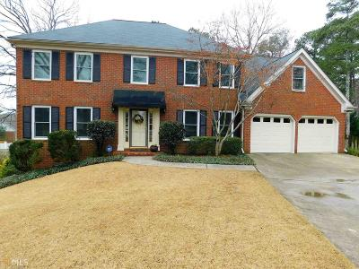 Marietta Single Family Home New: 700 Harness Mill Court
