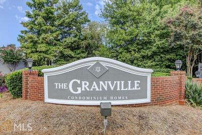 Sandy Springs Condo/Townhouse Under Contract: 539 Granville Ct