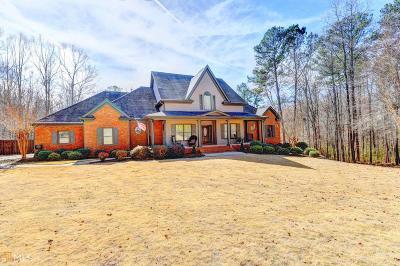 Winder Single Family Home New: 661 Huntington
