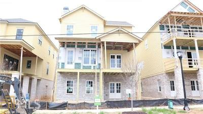 Atlanta Single Family Home New: 1429 Coretta Scott Vw