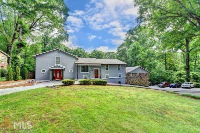 Chamblee Single Family Home New: 3003 Henderson Mill Rd