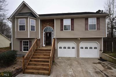 Carroll County, Douglas County, Paulding County Single Family Home New: 294 Pleasant Forest #22