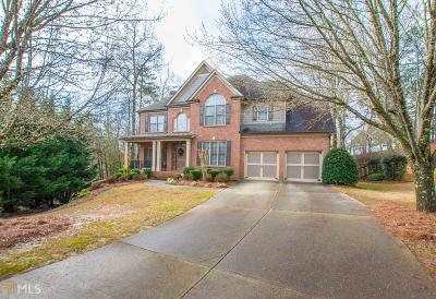 Buford Single Family Home New: 2621 Bogan Bluff Court