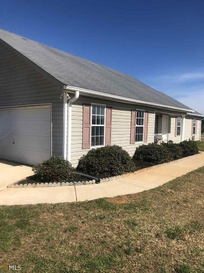 McDonough Single Family Home New: 293 Snapping Shoals Rd