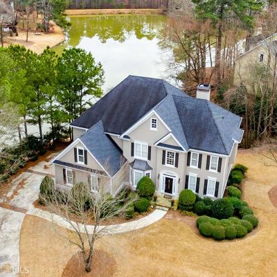 Johns Creek Single Family Home New: 6095 Sweet Creek Rd