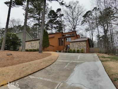Kennesaw Single Family Home New: 591 Farmbrook Trl