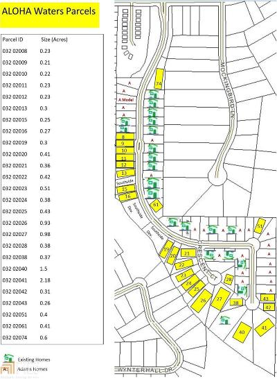 Griffin Residential Lots & Land New: Crescent Ct