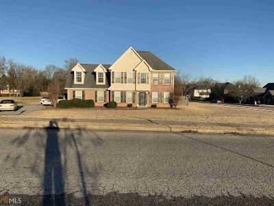 McDonough Single Family Home New: 135 Bo Simpsson Pkwy