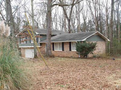 Conyers Single Family Home New: 4775 SE Cold Creek