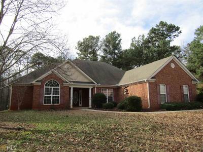 McDonough Single Family Home Under Contract: 136 River Park Cir #18