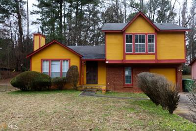 Atlanta Single Family Home New: 505 Wilson Mill Rd SW