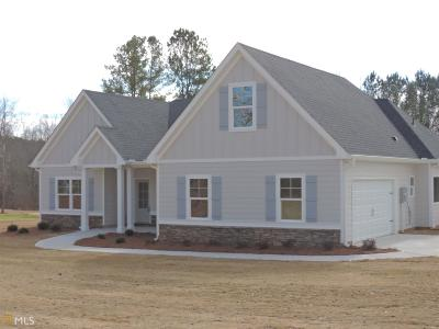 Coweta County Single Family Home New: Wolf Creek Dr #6