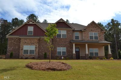 McDonough Single Family Home Under Contract: 160 Barclay Dr #14