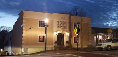 Habersham County Commercial For Sale: 135 W Green St