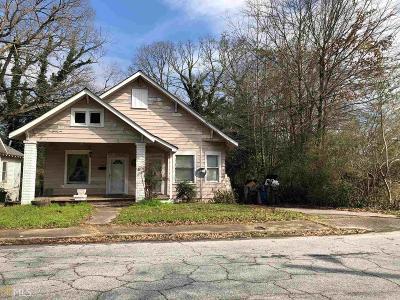 Atlanta Multi Family Home New: 1315 Elizabeth Ln