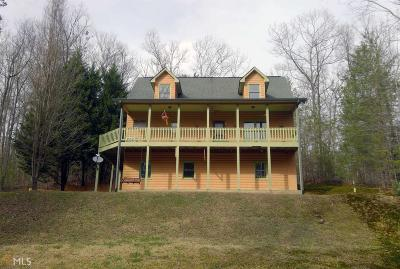 Ellijay Single Family Home New: 45 Oak Ridge