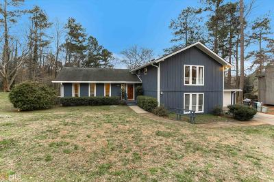 Marietta Single Family Home New: 1390 Little Willeo Rd