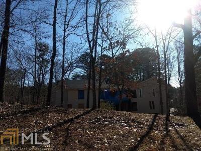 Fulton County Single Family Home New: 1620 Saddle Ridge Way